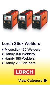 Lorch Stick Welders