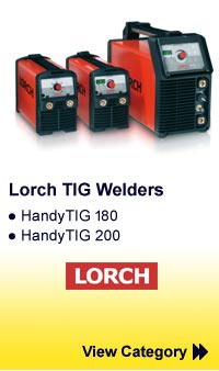 Lorch TIG Welders
